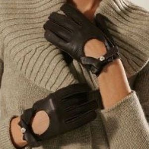 Leather Gloves by Juicy Couture